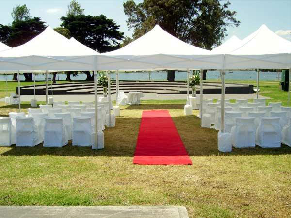 Here Comes the Bride! & Weddings - Marquee Hire Perth